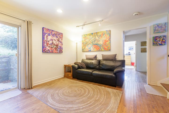 Great Guest Room for Interns! - Hartsdale - Casa