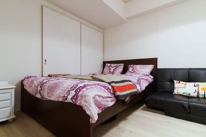 2 Bedrooms Beautiful Horie,Ame-mura,Shinsaibashi - Osaka city - Apartment