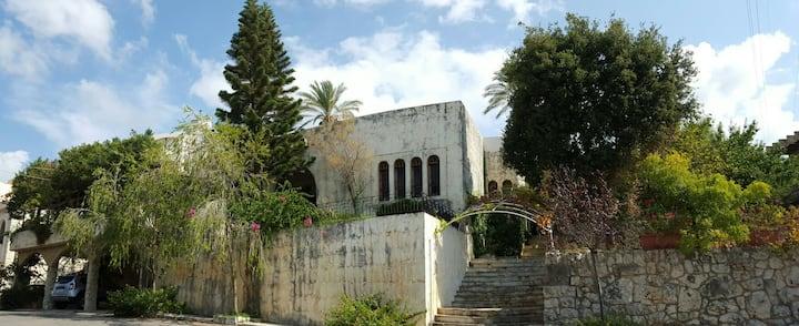 Byblos charming villa & garden