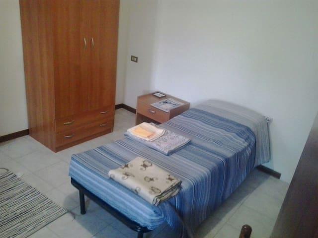 Stanza singola in centro storico - Venetië - Appartement