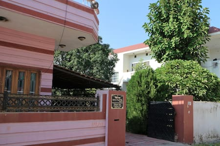 Comfortable bungalow with garden - Ajmer - Casa