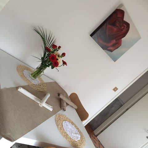 Accogliente appartamento in centro - Lentiai - Flat