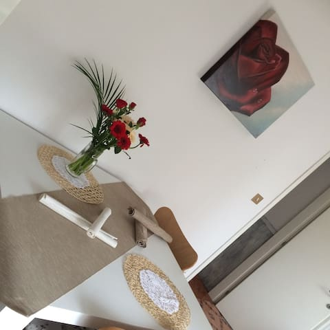 Accogliente appartamento in centro - Lentiai - Byt