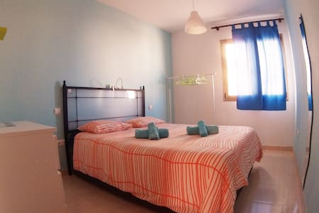 """""""Short"""" Private Bedroom - El Cotillo"""