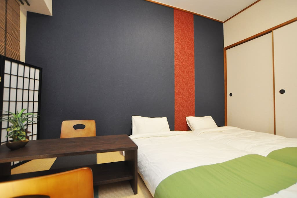 RYOKAN style room