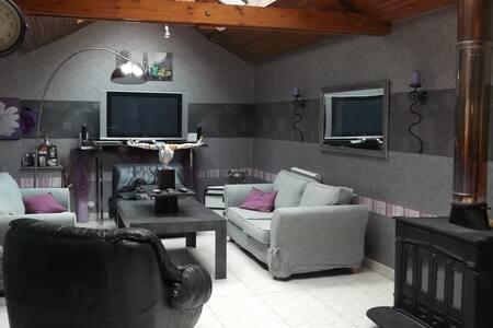 Appartement atypique du XVème s - Argentan - Wohnung