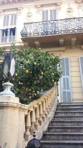 Appartement dans Hotel Particulier  APT IN A VILLA - Nice - Hus