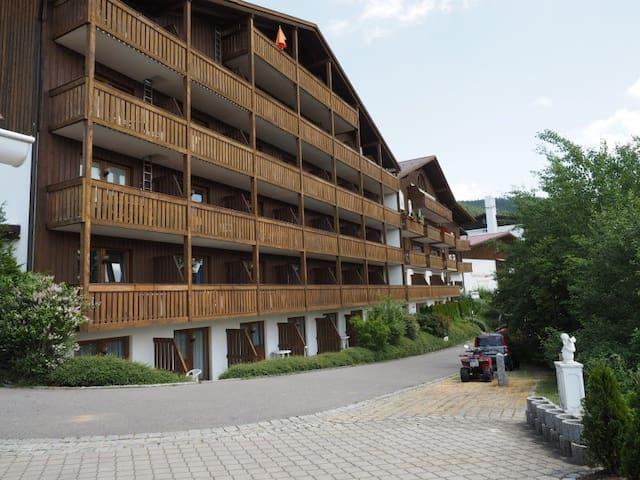 FeWo in Himmelreich! - Lam - Apartment