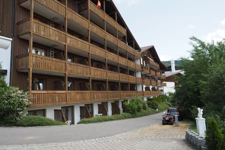 FeWo in Himmelreich! - Lam - Appartement