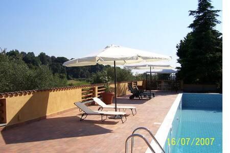 Bilocali in Residence con piscina - Passo Corese - 其它