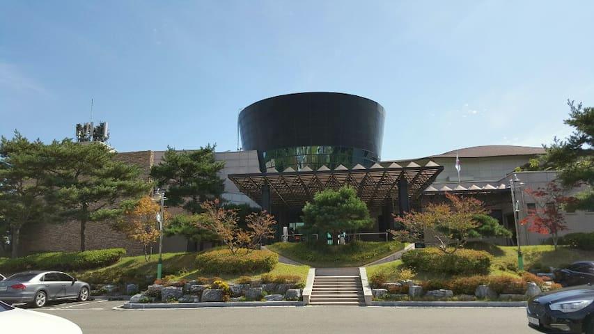 이스턴 CC 객실 2 - Cheongha-myeon, Buk-gu, Pohang - House