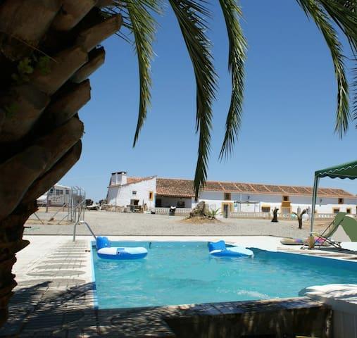 Finca de campo renovada Extremadura - Arroyomolinos - Casa