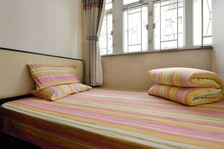 Family Room(兩張4尺大床) - Hong Kong - Casa