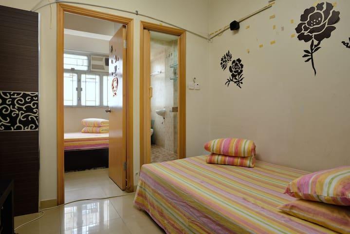 Family Room(两张4尺大床)  - Hong Kong - Casa