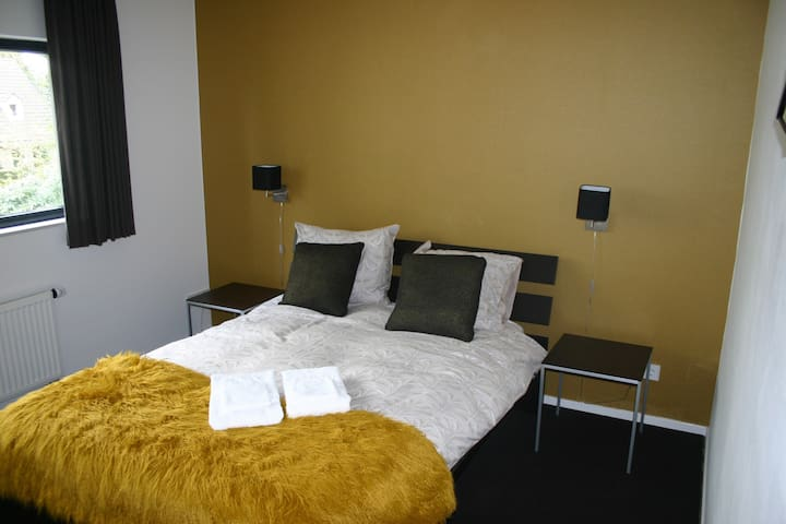 B&B Avellano, Africa room - Helmond - Bed & Breakfast