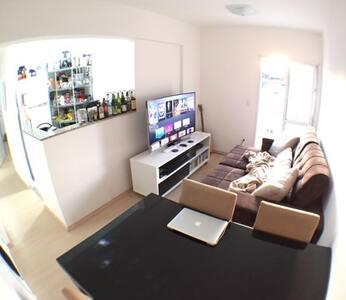 JL's guest room - São Bernardo do Campo - Apartamento
