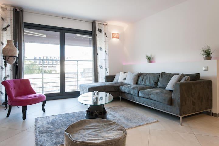 appartement neuf agréable bordeaux - Bordeaux - Apartament