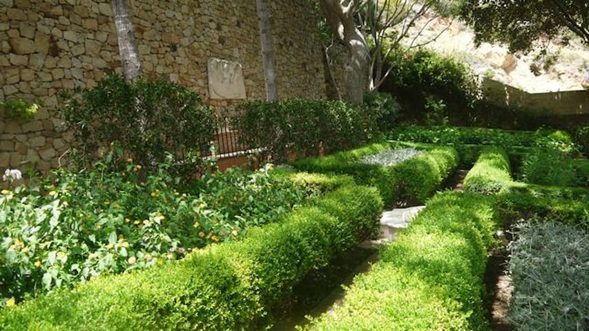 Jardines uso compartido/Garden common areas