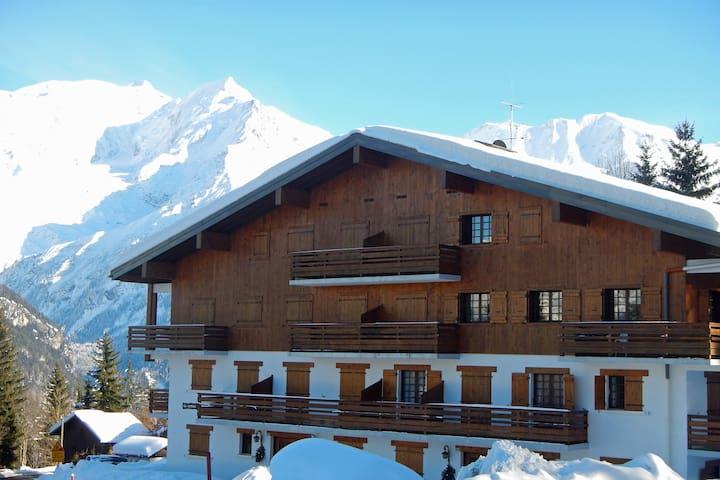 LE BETTEX 3 rooms 5/7 persons - Saint-Gervais-les-Bains - Apartment