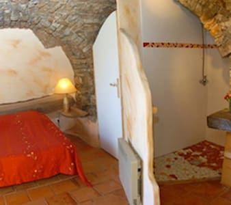 chambre Laure - Aguessac - Bed & Breakfast