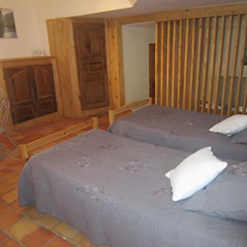 chambre Raphael - Aguessac - Bed & Breakfast