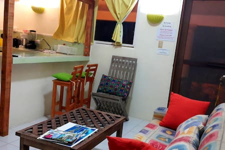 Cute, efficient loft studio apart - Isla Mujeres