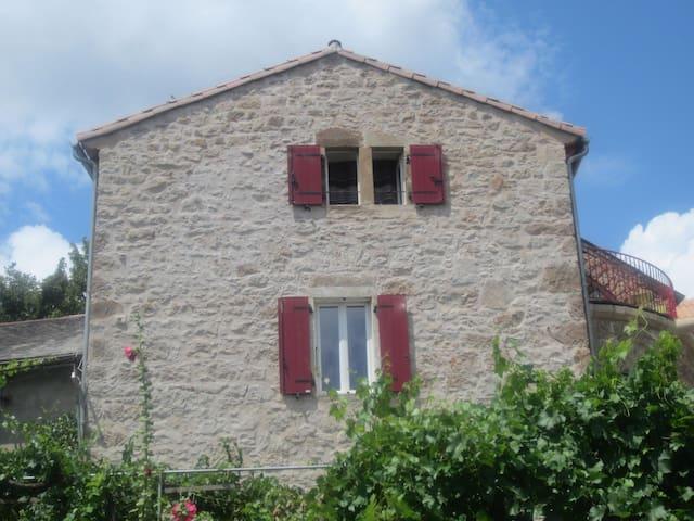 gite chez louis et faustine - Aguessac - Haus