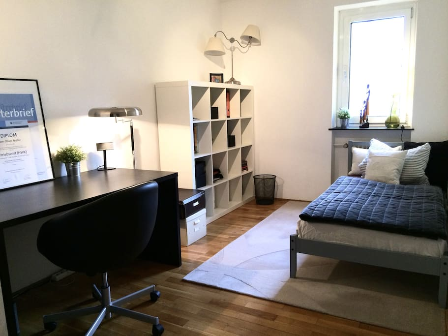 Dein Zimmer / your private room