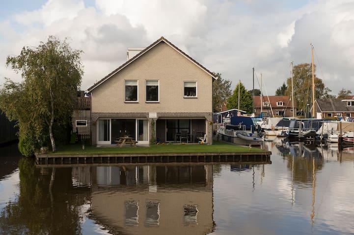 Appartement Hoek - Giethoorn - Apartament