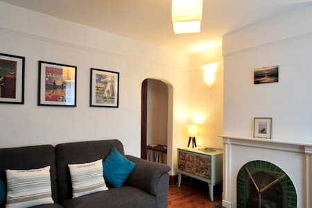 Cosy fisherman's cottage near beach - Whitstable - Talo