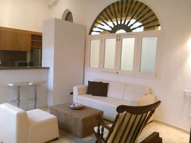 Cartagena Walled City Magical Apt - Cartagena - Apartemen
