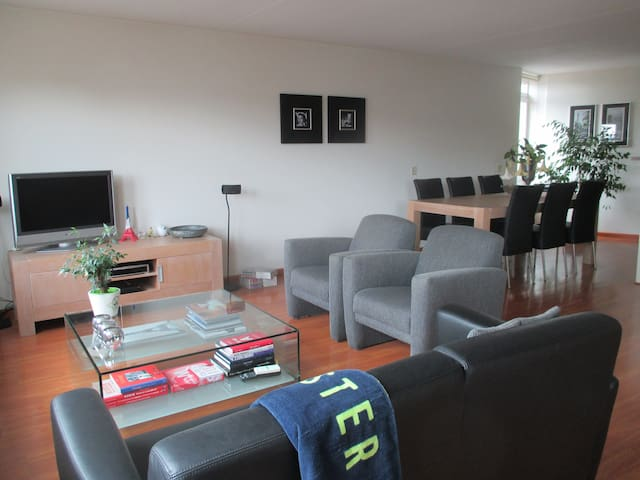 Well-located and trendy apartment - Capelle aan Den IJssel - Huoneisto