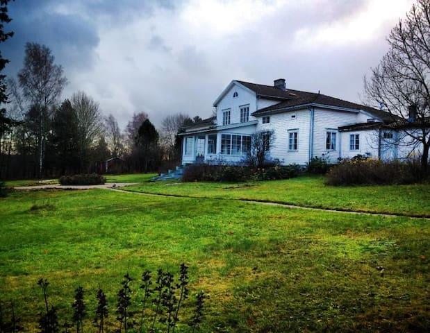 Luomutila/ Organic farm Small room - Loviisa