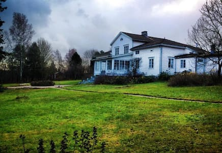 Luomutila/ Organic farm Small room - Loviisa - Ev