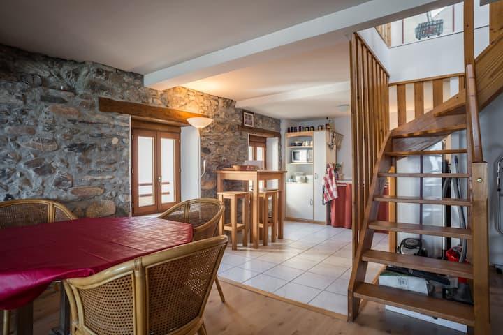 Appartement au bord du lac Léman