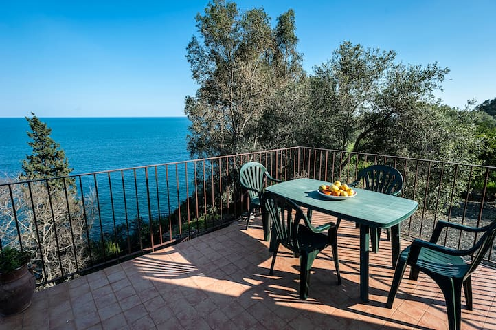 Country house at 50m. from the sea - Acireale - Ev