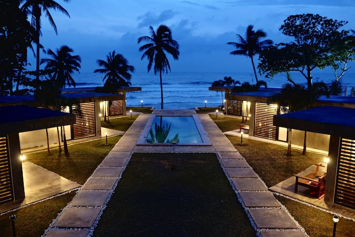 VEUE Beach Cabins - Sanso House - PH - Houten huisje
