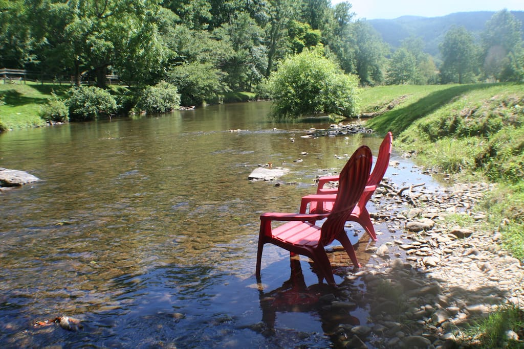 River front fishing tubes bikes fp ht houses for for Fishing in boone nc