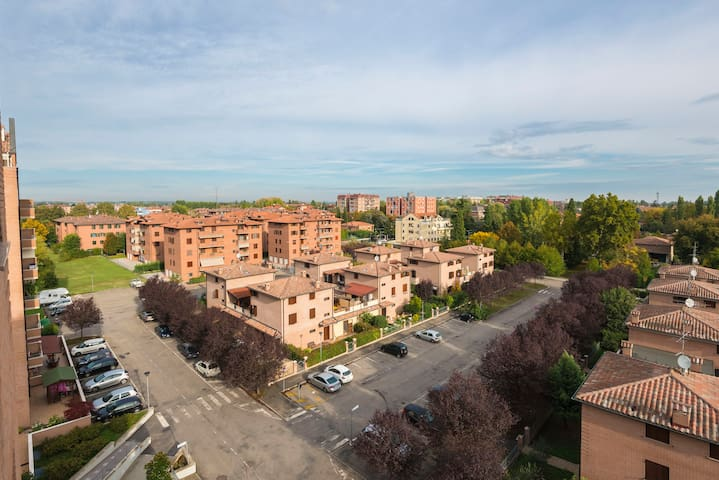 Apartment 4 people - Castelfranco Emilia - Leilighet