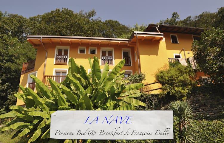 B&B La Nave - Monteggio - Bed & Breakfast