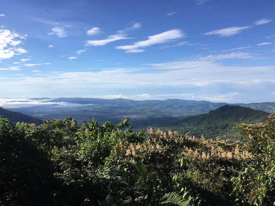 Vista al Valle del General