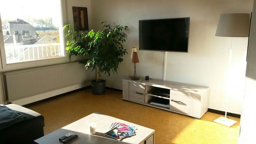 Nice appartement close to Luxemburg - Thionville - Leilighet