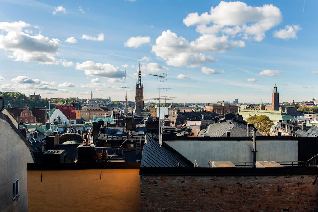Old town magnificent duplex apartamentos en alquiler en estocolmo stockholms l n suecia - Apartamentos en estocolmo ...