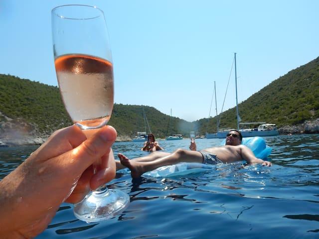 Croatian sailing holiday, inc Bed & Food! - Split - Bateau