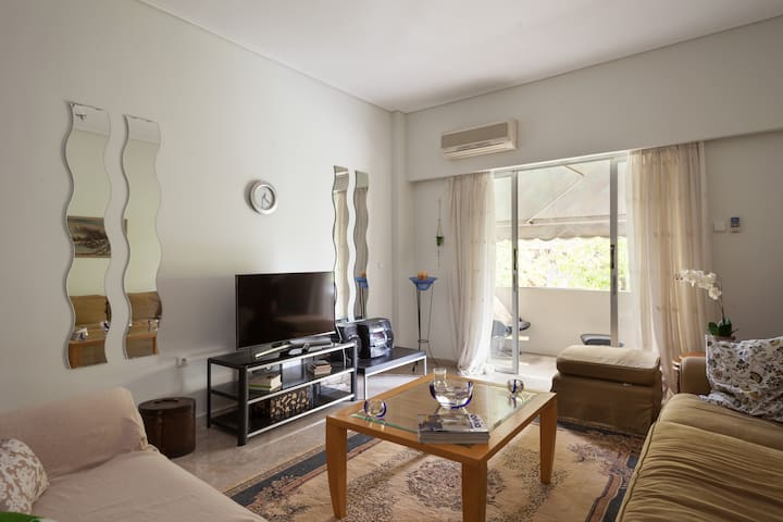 Lovely Apartment in Athens-Psychiko - Athina - Apartemen