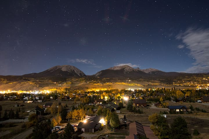 Panoramic Post: Views & Location! - Silverthorne - Casa