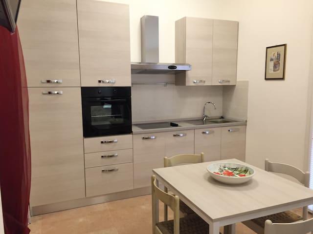 Intero appartamento in centro