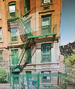 own space in apt in the heart of bk