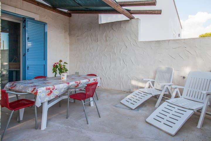 Casa vacanza a 2 passi da Gallipoli - Marina di Mancaversa - House