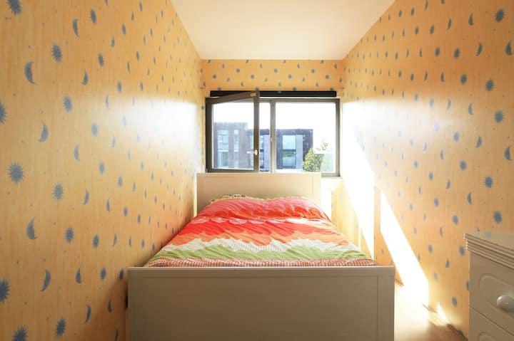 Room in Amsterdam IJburg 2 floor.